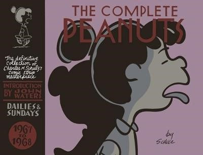 The Complete Peanuts 1967-1968 -