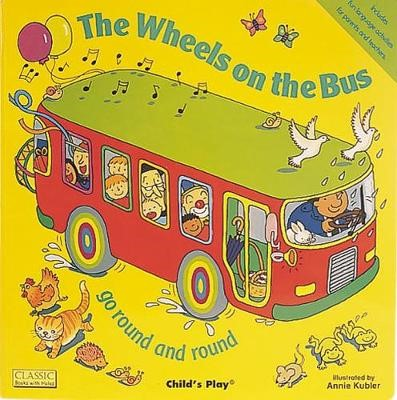 The Wheels on the Bus go Round and Round - pr_406626