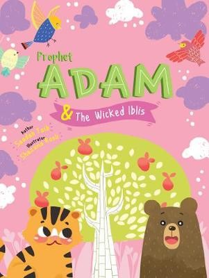 Prophet Adam and Wicked Iblis Activity Book - pr_36133
