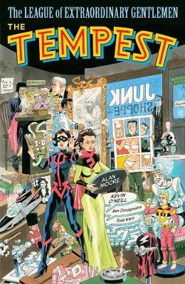 The League Of Extraordinary Gentlemen Volume 4: The Tempest -