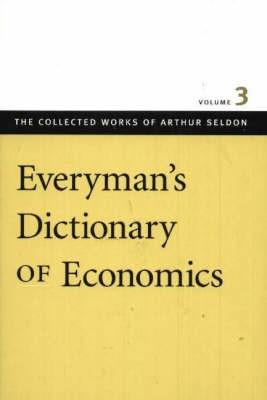 Everyman's Dictionary of Economics -