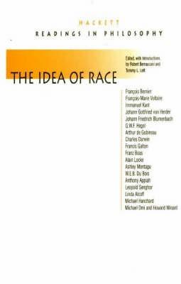 The Idea of Race -