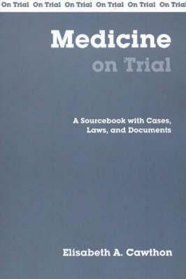 Medicine On Trial -