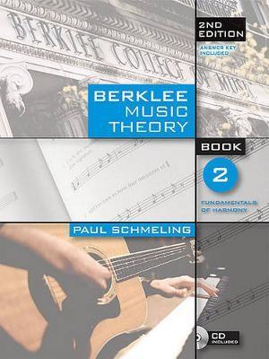 Berklee Music Theory Book 2 - 2nd Edition - pr_18355