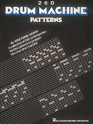 260 Drum Machine Patterns -