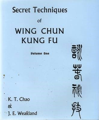 Secret Techniques Of Wing Chun Kung Fu Volume 1 - pr_211106