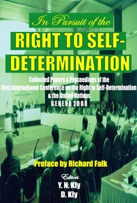 In Pursuit of the Right to Self Determination - pr_33075