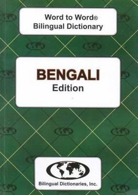 English-Bengali & Bengali-English Word-to-Word Dictionary - pr_242935