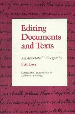 Editing Documents and Texts -