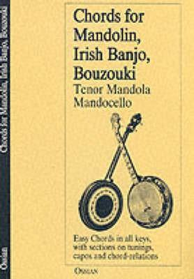 Chords for Mandolin, Irish Banjo, Bouzouki -