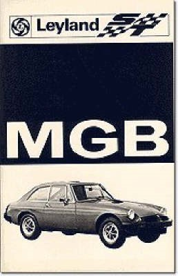 MG MGB Tourer and GT Tuning - pr_38166