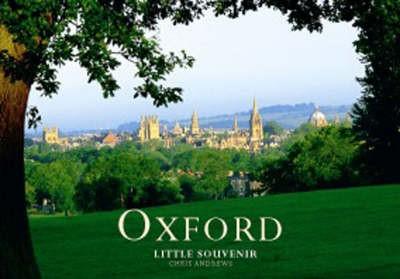 Oxford Little Souvenir Book -