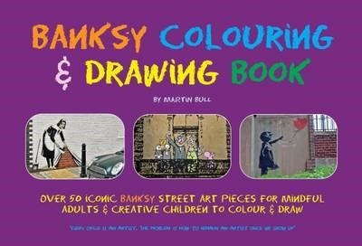 Banksy Colouring & Drawing Book - pr_204407