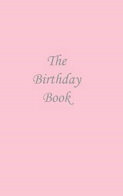The Birthday Book (Pink Cover) - pr_20016