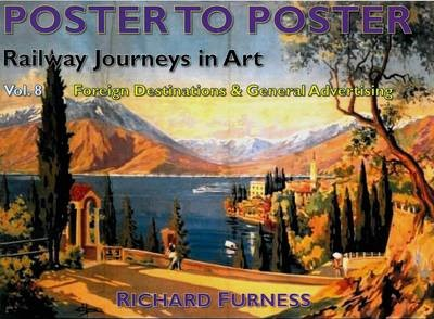 Railway Journeys in Art Volume 8: Worldwide Destinations - pr_17948