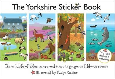 The Yorkshire Sticker Book - pr_117812