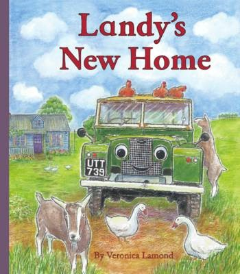 Landy's New Home -