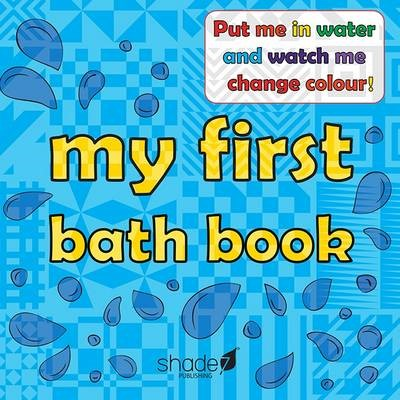 My First Bath Book - pr_20401