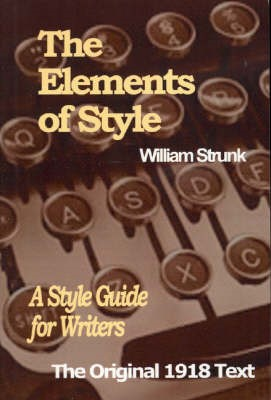 The Elements of Style -