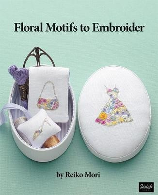 Floral Motifs to Embroider - pr_31743
