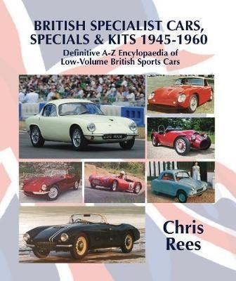 BRITISH SPECIALIST CARS, SPECIALS & KITS 1945-1960 - pr_16117