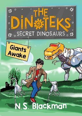 The Dinoteks, Secret Dinosaurs -