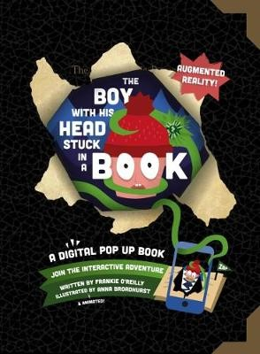 The Boy with His Head Stuck in a Book - pr_203960