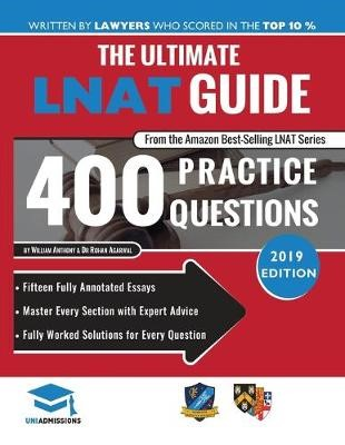 The Ultimate LNAT Guide: 400 Practice Questions -