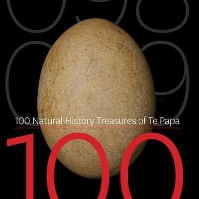 100 Natural History Treasures of Te Papa - pr_61322