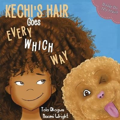 Kechi's Hair Goes Every Which Way - pr_412846