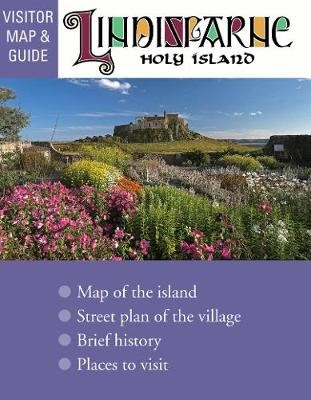 Lindisfarne Holy Island Visitor map and guide - pr_78