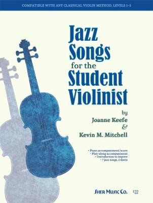 Jazz Songs for the Student Violinist - pr_306852