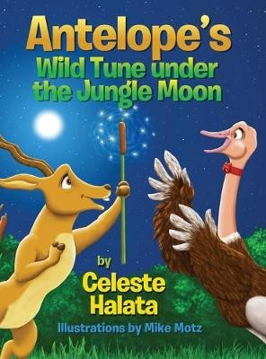 Antelope's Wild Tune under the Jungle Moon -