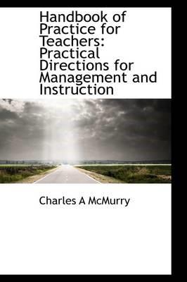 Handbook of Practice for Teachers - pr_206406