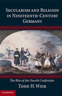 Secularism and Religion in Nineteenth-Century Germany - pr_36977