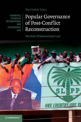 Popular Governance of Post-Conflict Reconstruction - pr_386401