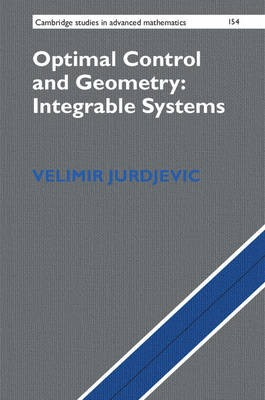Optimal Control and Geometry: Integrable Systems - pr_31117