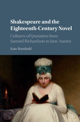 Shakespeare and the Eighteenth-Century Novel - pr_289158