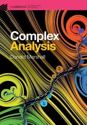 Complex Analysis - pr_289534