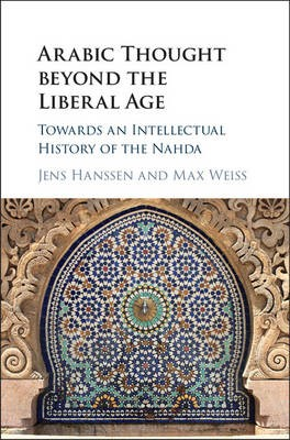 Arabic Thought beyond the Liberal Age - pr_17328
