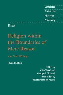 Kant: Religion within the Boundaries of Mere Reason - pr_91787