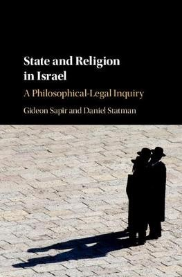 State and Religion in Israel - pr_35719
