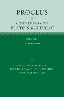 Proclus: Commentary on Plato's Republic: Volume 1 - pr_246669