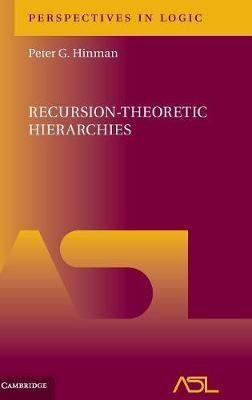Recursion-Theoretic Hierarchies - pr_30270