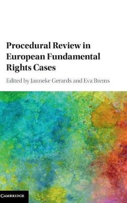 Procedural Review in European Fundamental Rights Cases - pr_36107