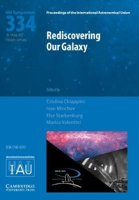 Rediscovering Our Galaxy (IAU S334) - pr_31559