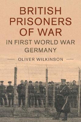 British Prisoners of War in First World War Germany - pr_246705
