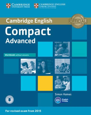 Compact Advanced Workbook without Answers with Audio - pr_209266