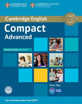 Compact Advanced Student's Book with Answers with CD-ROM - pr_19529