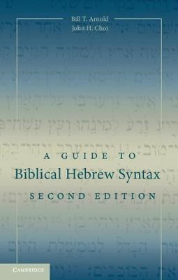 A Guide to Biblical Hebrew Syntax - pr_288876